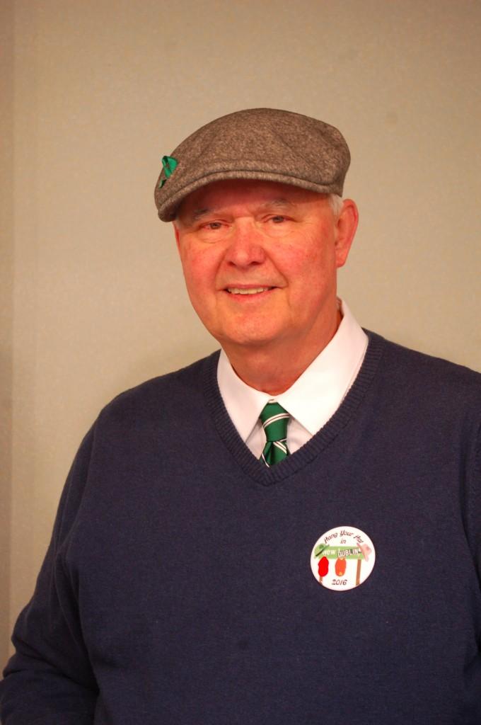 Don Murphy - Irish Man of the Year 2016